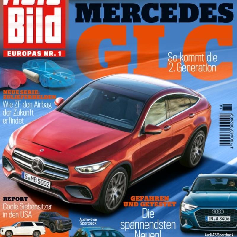 2021 - [Mercedes-Benz] GLC II Glc10