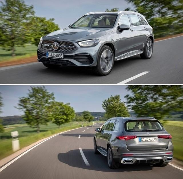 2021 - [Mercedes-Benz] GLC II Glc12
