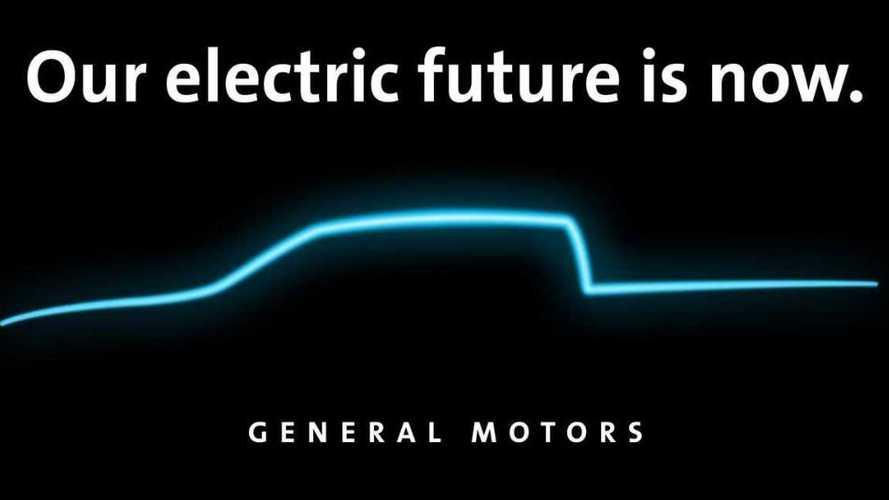 2022 - [Chevrolet] Pickup EV Gm10