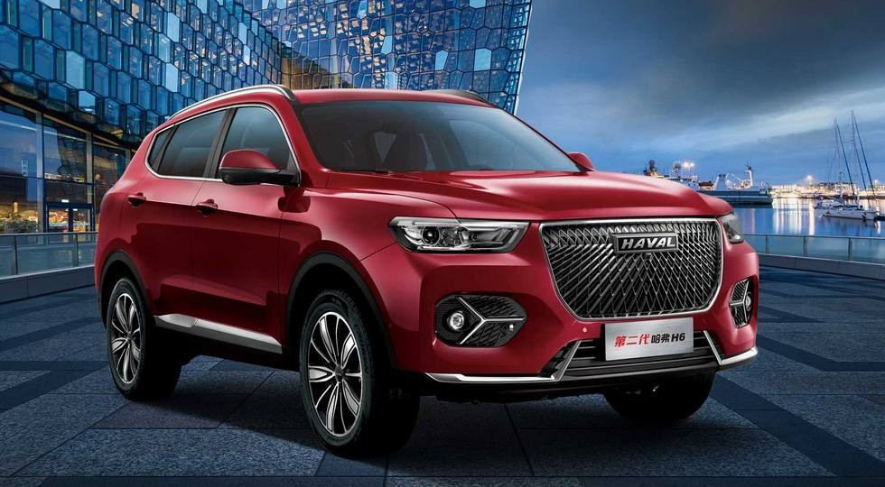 [Actualité] Groupe Great Wall Motors - Page 4 Haval-11