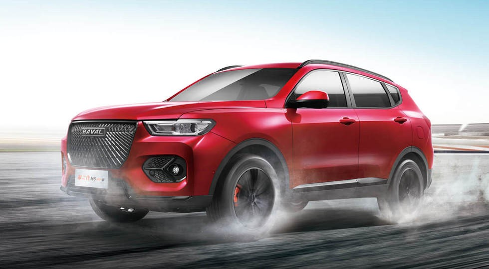 [Actualité] Groupe Great Wall Motors - Page 4 Haval-13
