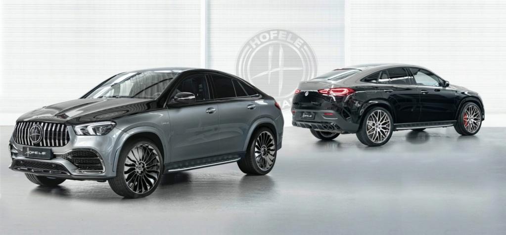 2019 - [Mercedes-Benz] GLE Coupé  - Page 3 Hofele10