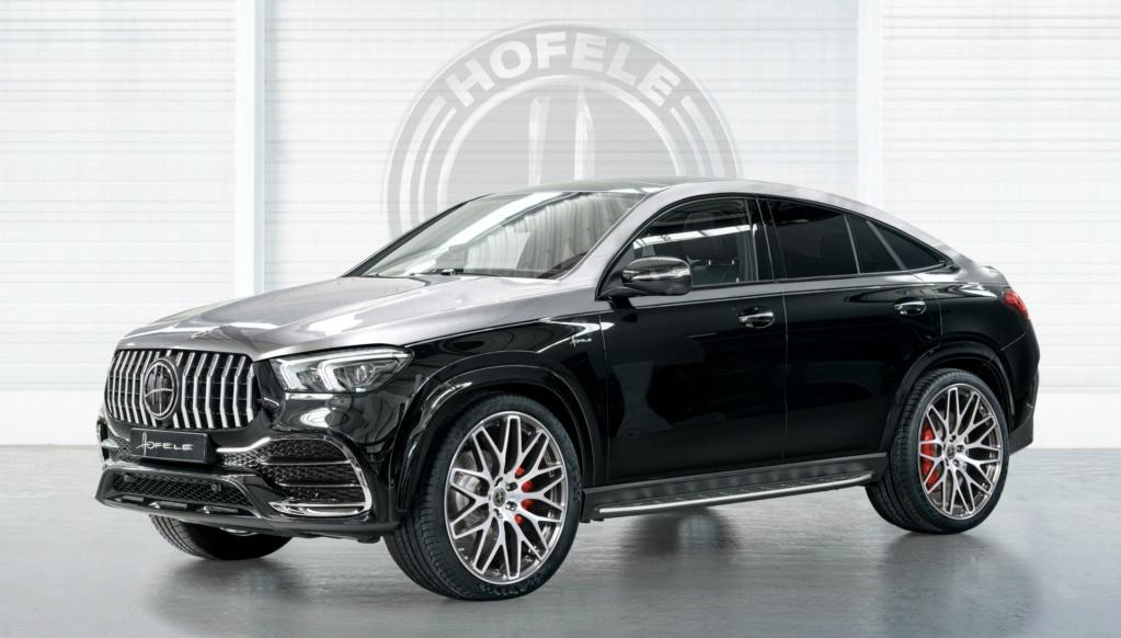 2019 - [Mercedes-Benz] GLE Coupé  - Page 3 Hofele11