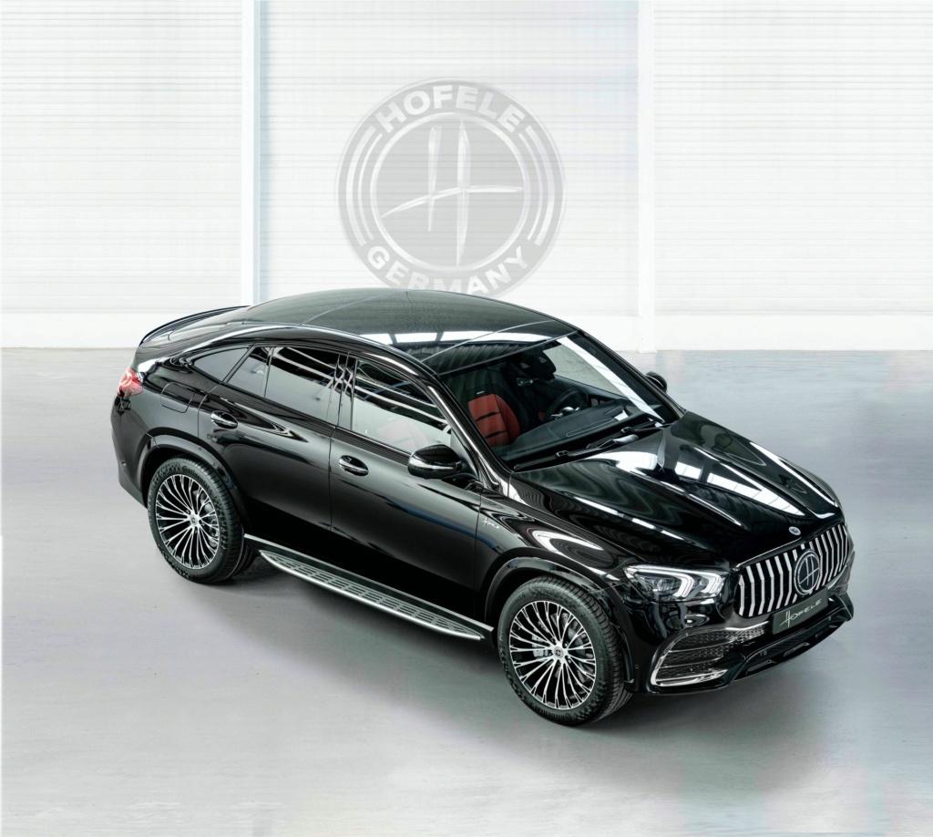 2019 - [Mercedes-Benz] GLE Coupé  - Page 3 Hofele12