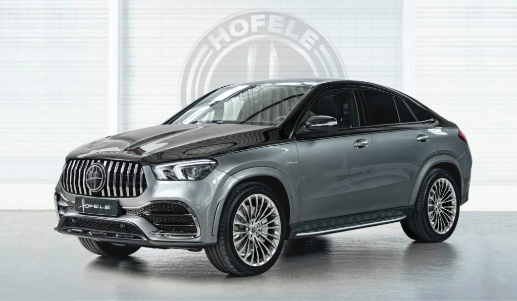2019 - [Mercedes-Benz] GLE Coupé  - Page 3 Hofele14