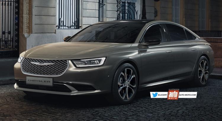 2023 - [Chrysler] 300 Home-c11