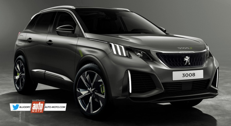 2020 - [Peugeot] 3008 II restylé  - Page 4 Home-p11