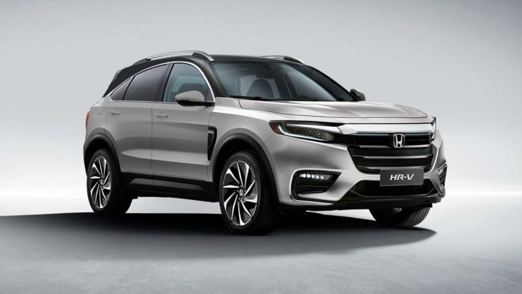 2021 - [Honda] HR-V/Vezel Honda-10