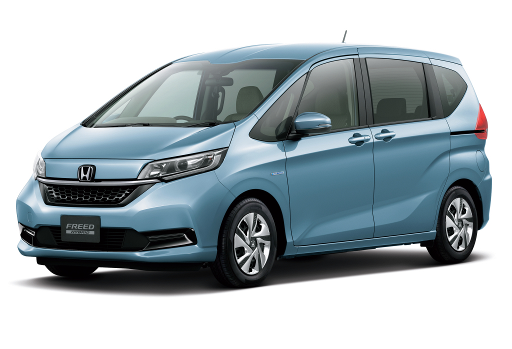 2016 [Honda] Freed  Honda_29