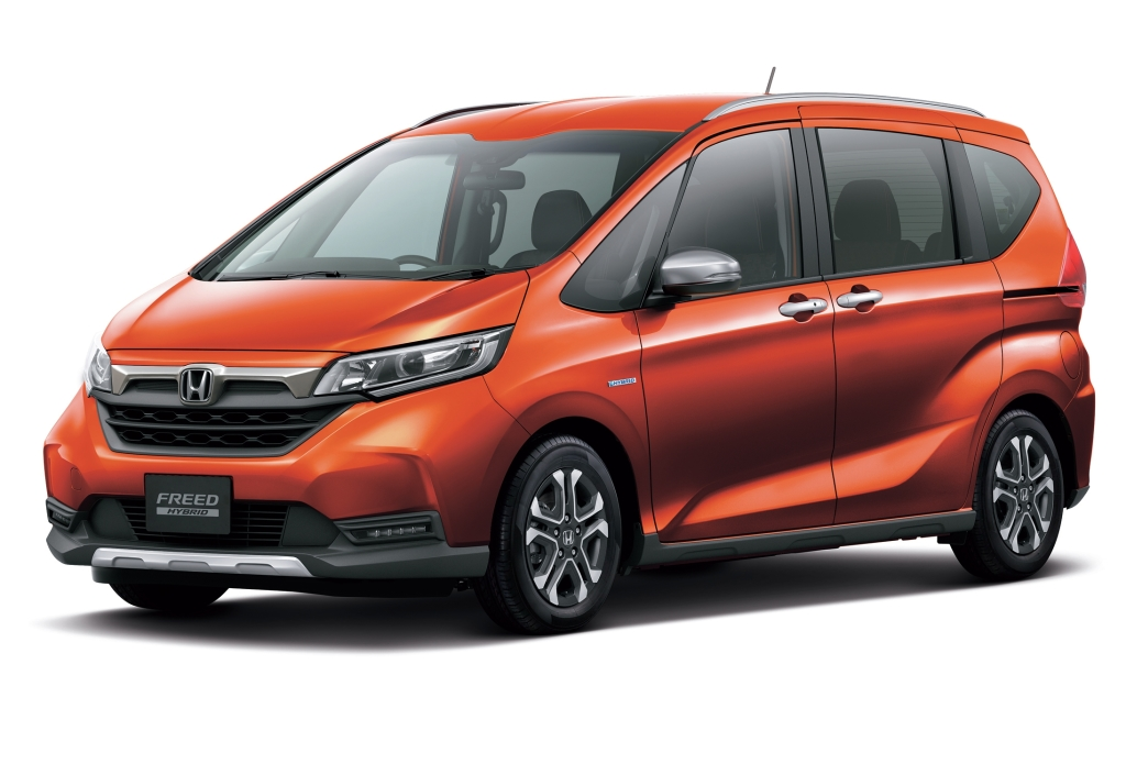 2016 [Honda] Freed  Honda_30