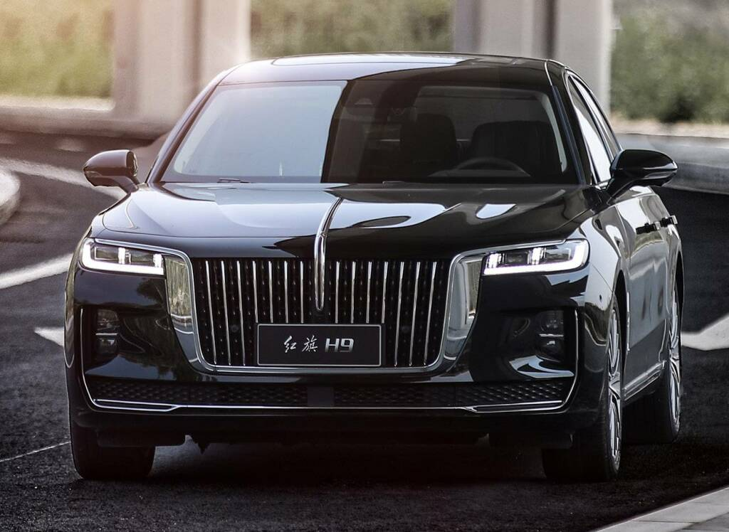 [Actualité] Groupe FAW - Page 3 Hongqi11