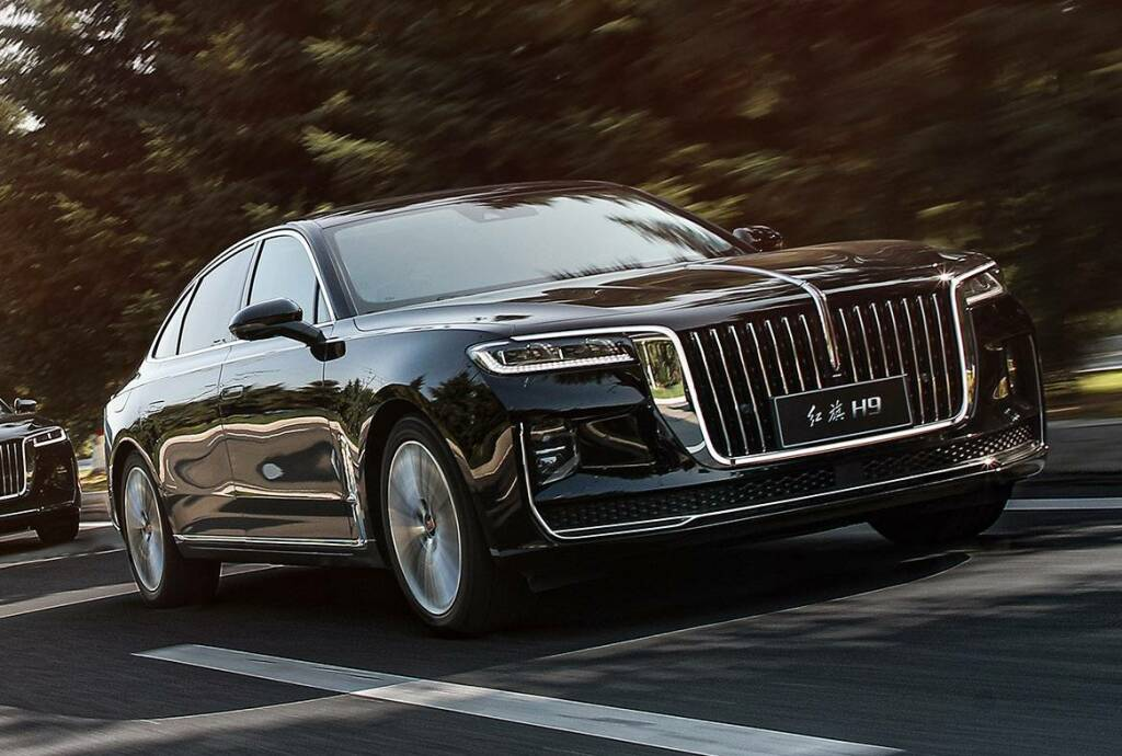 [Actualité] Groupe FAW - Page 3 Hongqi12