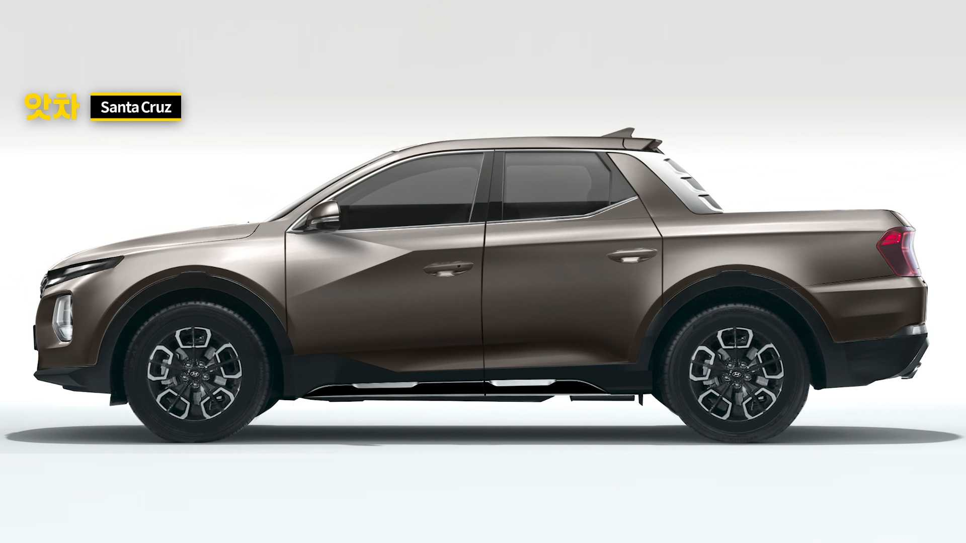 2021 - [Hyundai] Pickup  Hyund124