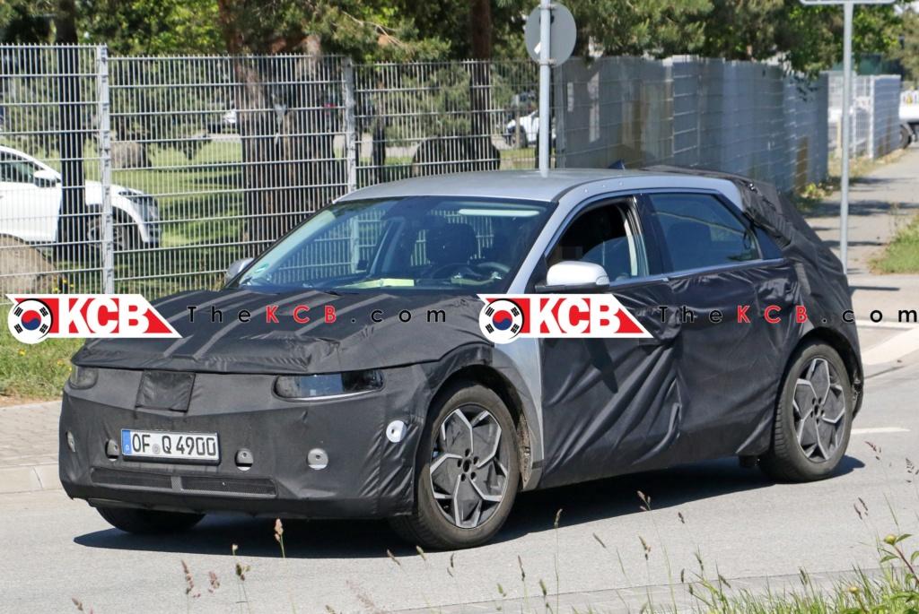 2021 - [Hyundai] SUV EV Hyund125
