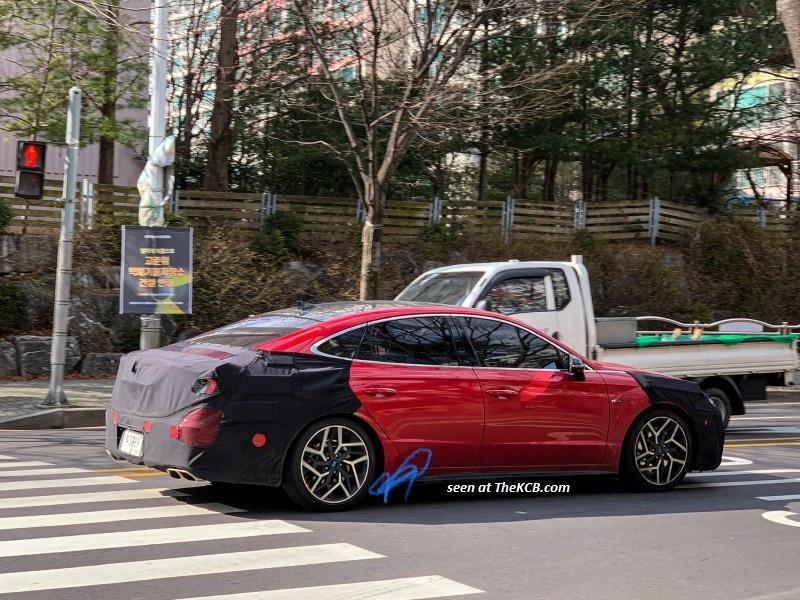 2020 - [Hyundai] Sonata VIII - Page 3 Hyund127