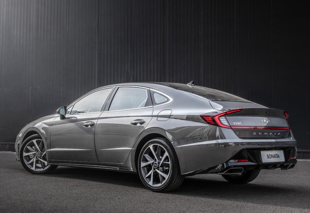 2020 - [Hyundai] Sonata VIII - Page 4 Hyund139