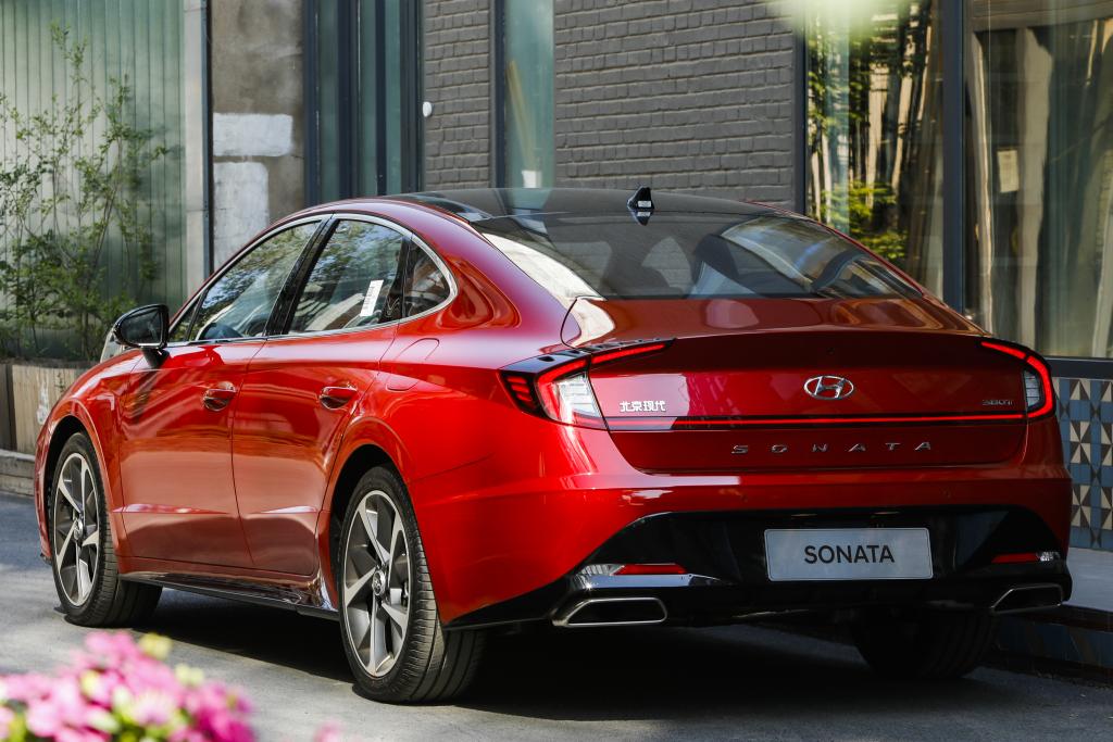 2020 - [Hyundai] Sonata VIII - Page 4 Hyund140