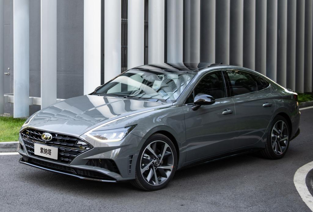2020 - [Hyundai] Sonata VIII - Page 4 Hyund151