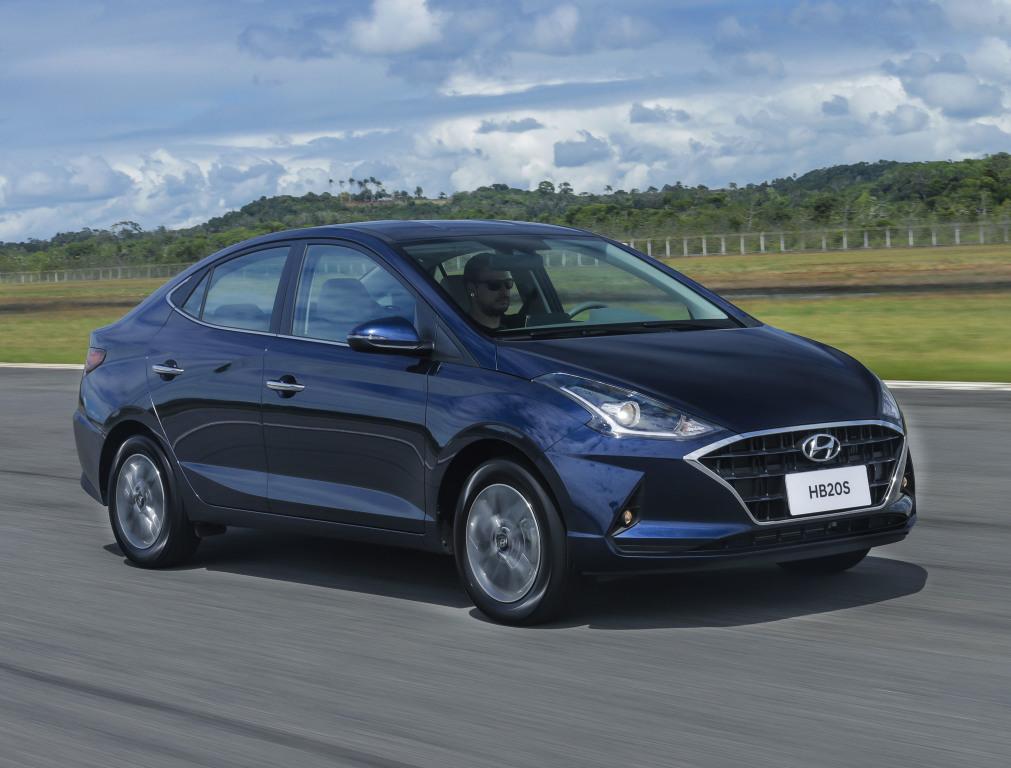 2020 - [Hyundai] HB20 (Brésil)  Hyunda41