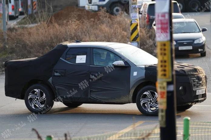 2021 - [Hyundai] Pickup  Hyunda87