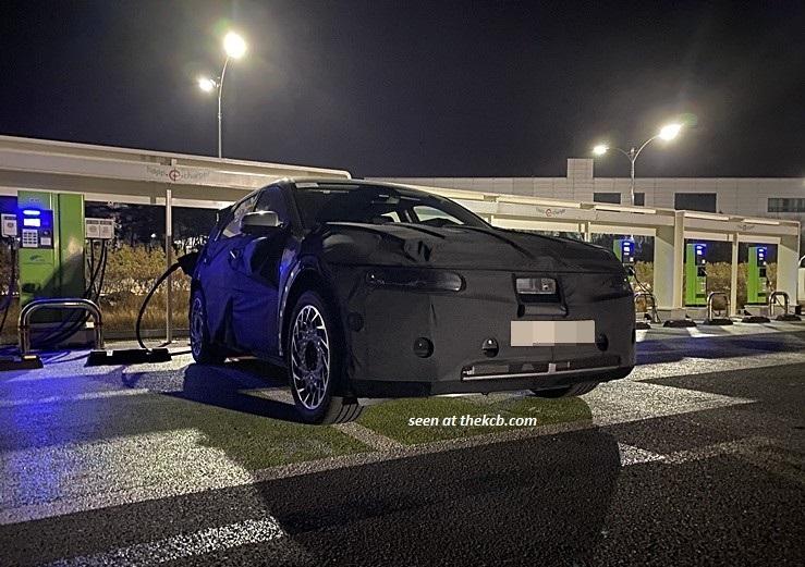 2021 - [Hyundai] SUV EV Hyunda91