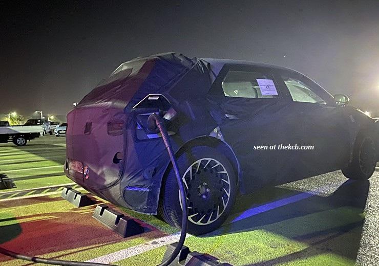 2021 - [Hyundai] SUV EV Hyunda92