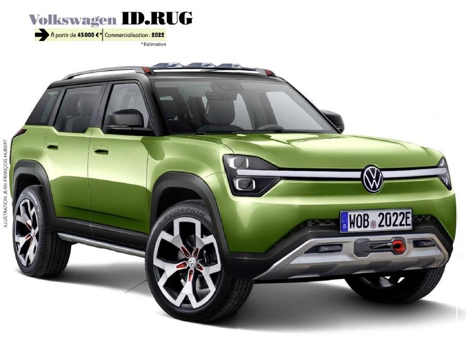 2023 - [Volkswagen] ID.Ruggdzz Id10