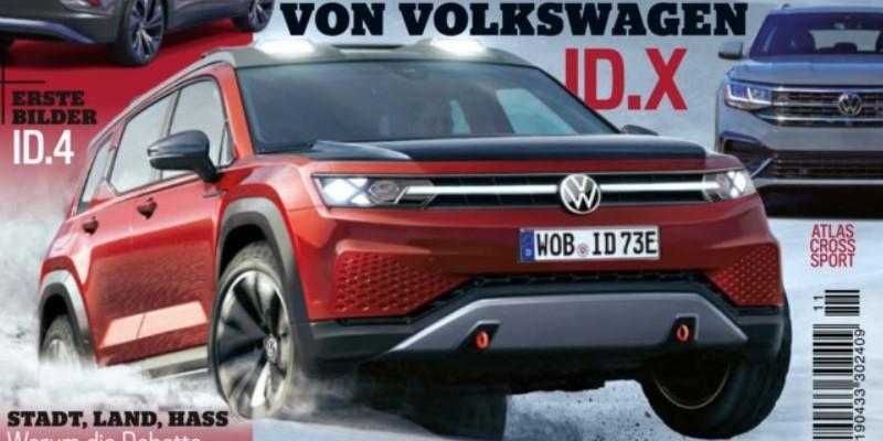 2023 - [Volkswagen] ID.Ruggdzz Idx10