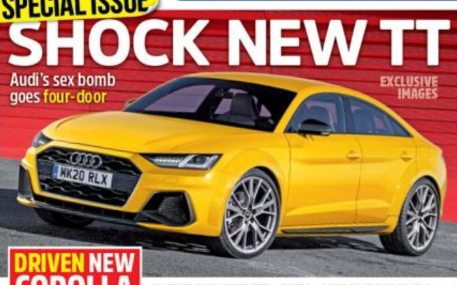 201? - [Audi] TT Sportback / Allroad - Page 3 It11