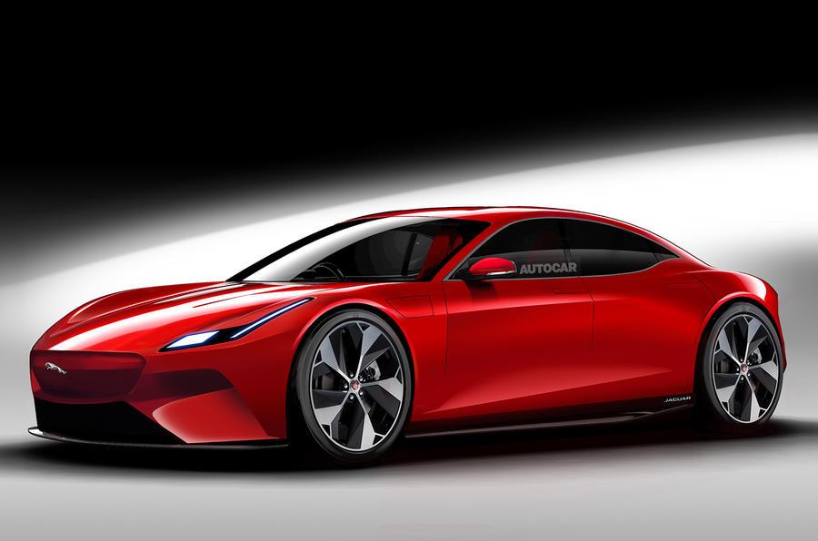 """2024 - [Jaguar] """" XI """" Sedan Jaguar13"""