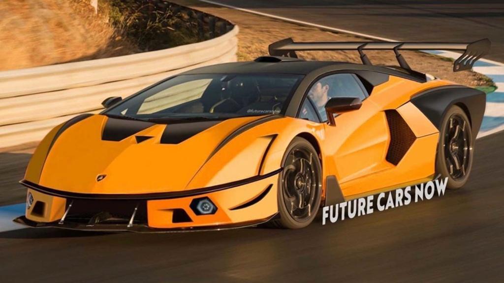 2020 - [Lamborghini] Essenza SCV12 Lambor14