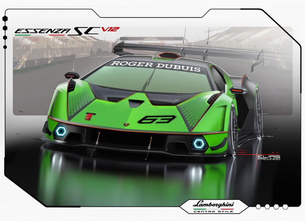 2020 - [Lamborghini] Essenza SCV12 Lambor27