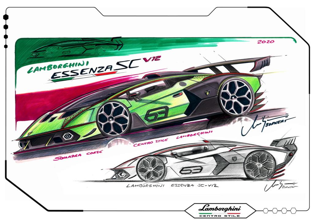 2020 - [Lamborghini] Essenza SCV12 Lambor30