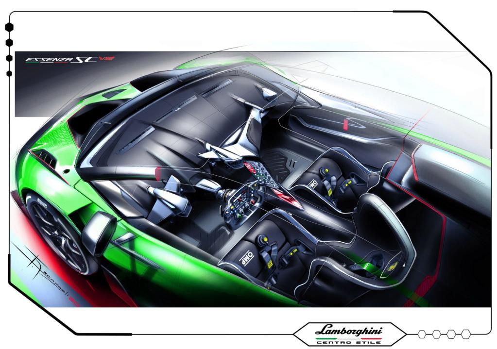 2020 - [Lamborghini] Essenza SCV12 Lambor34
