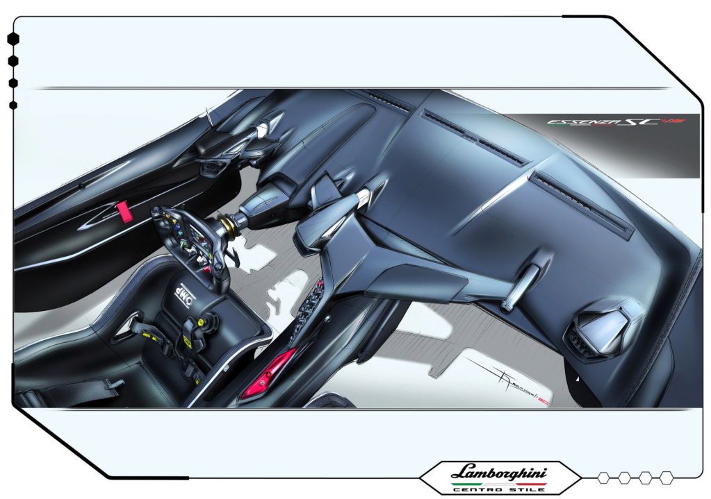 2020 - [Lamborghini] Essenza SCV12 Lambor35