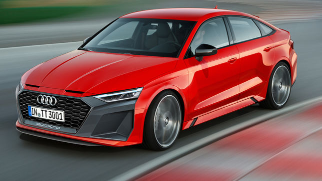 201? - [Audi] TT Sportback / Allroad - Page 3 Limous10