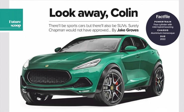2021 - [Lotus] SUV  - Page 3 Lotuss10