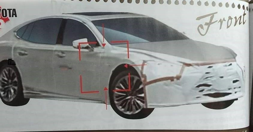 2016 - [Lexus] LS  - Page 4 Ls10