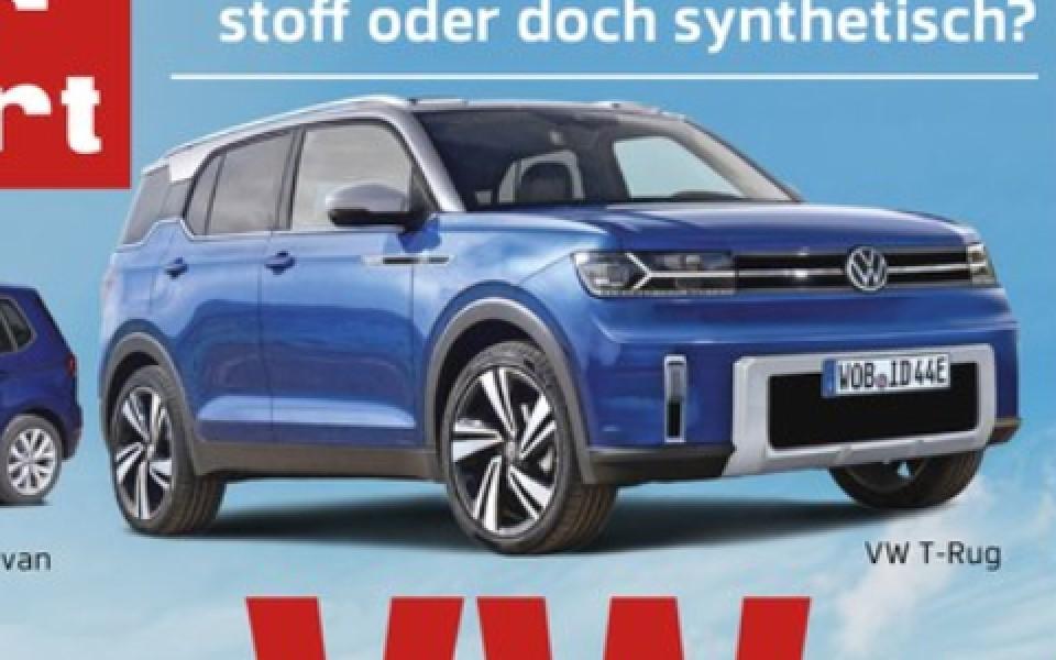 2023 - [Volkswagen] ID.Ruggdzz M510