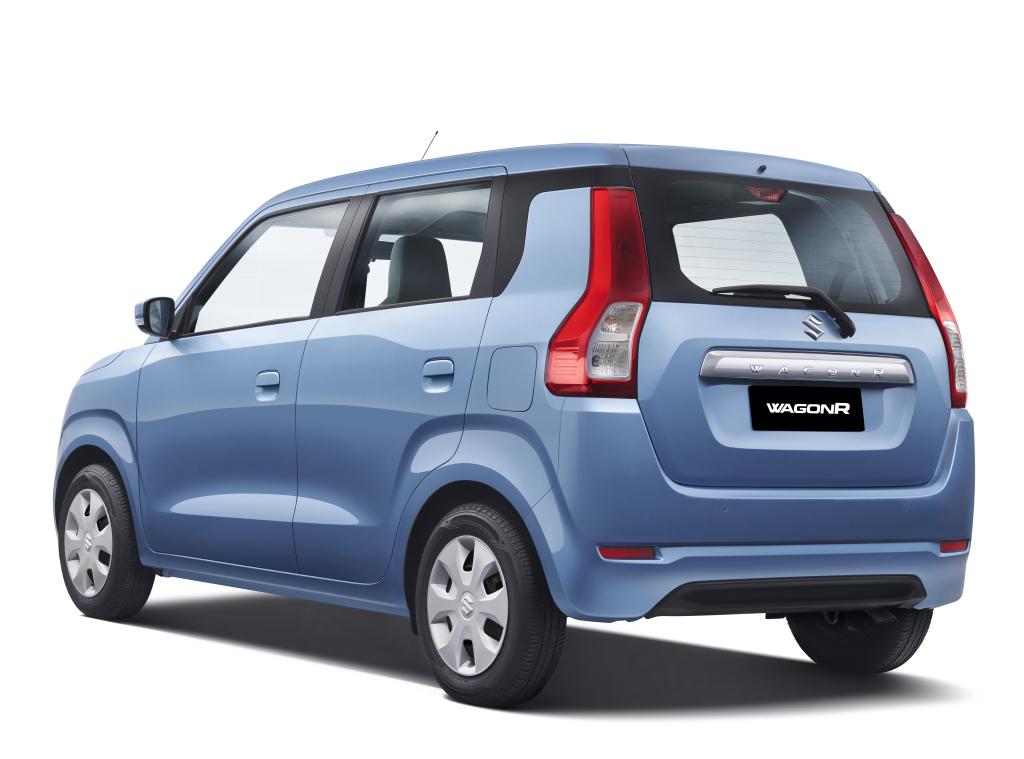 2017 - [Suzuki]  Wagon R Maruti11
