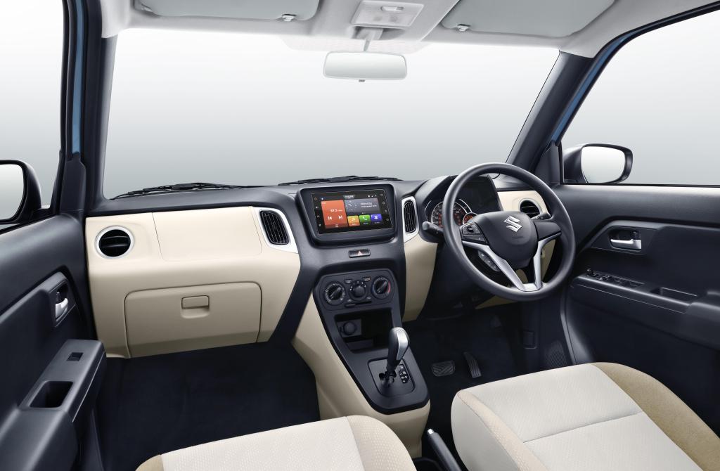 2017 - [Suzuki]  Wagon R Maruti13