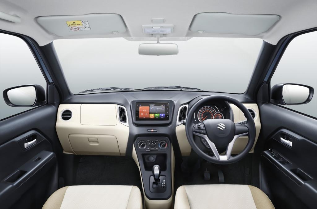 2017 - [Suzuki]  Wagon R Maruti14