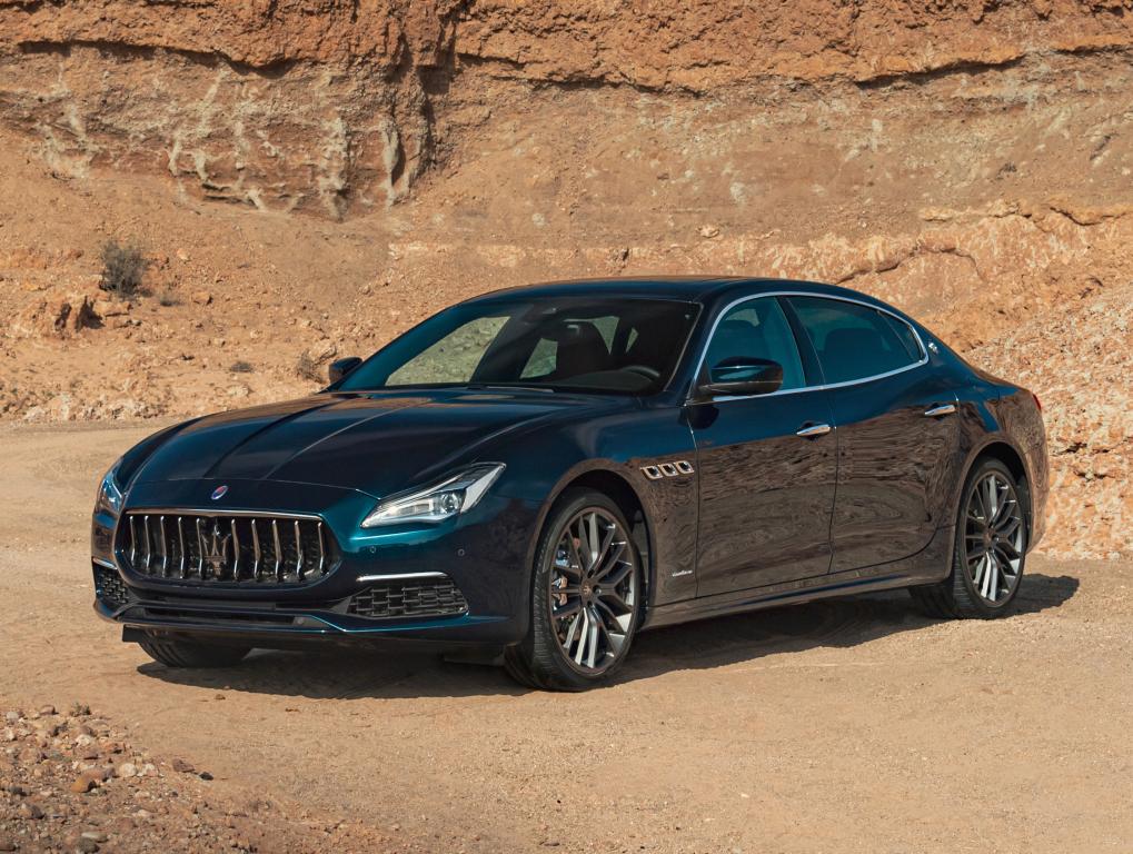 2017 - [Maserati] Quattroporte restylée Masera18