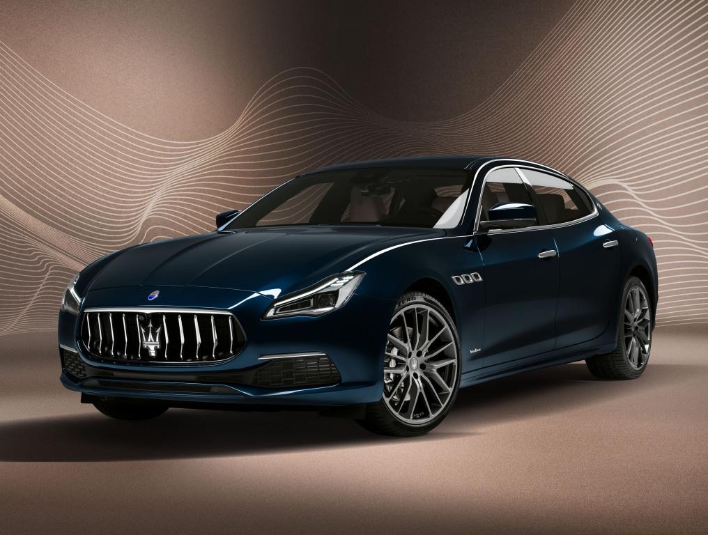 2017 - [Maserati] Quattroporte restylée Masera19