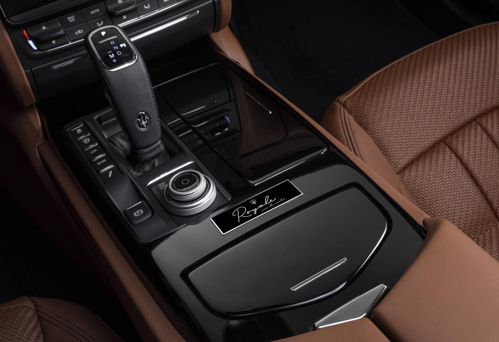2017 - [Maserati] Quattroporte restylée Masera24