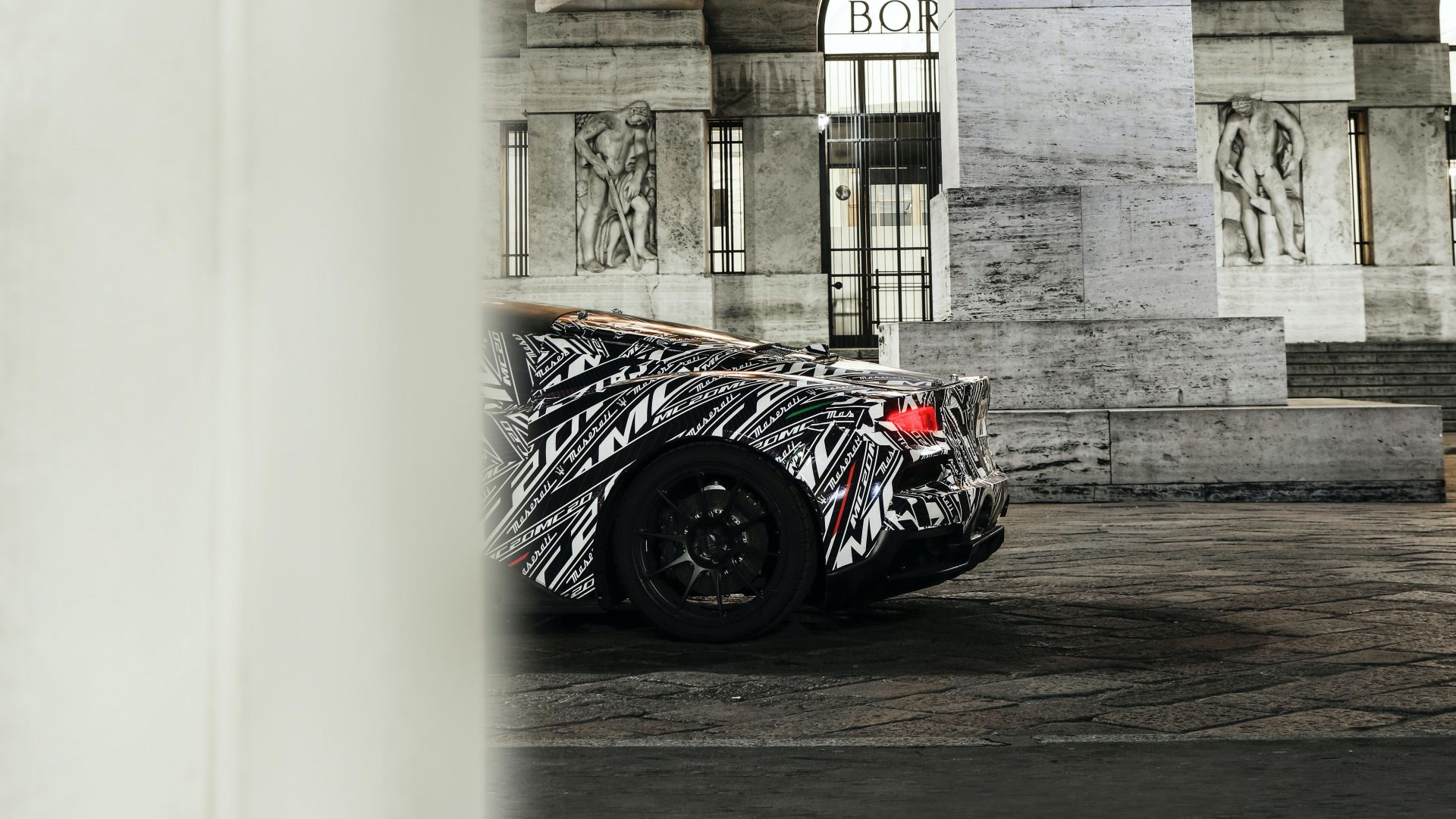 2020 - [Maserati] MC20 - Page 2 Masera27