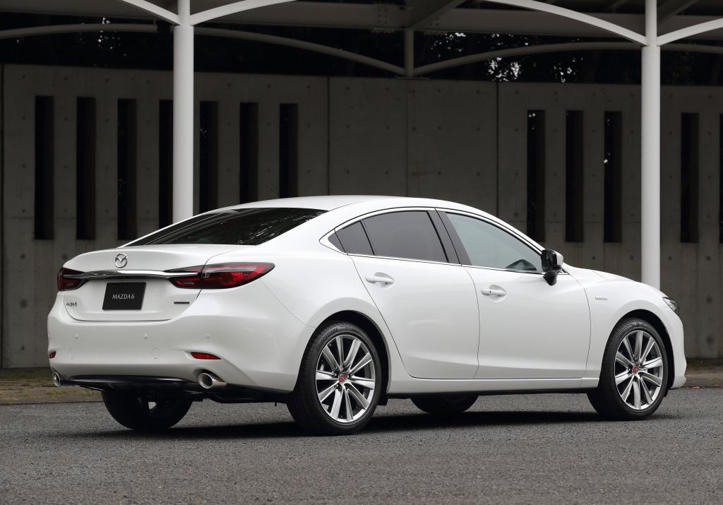 2012 - [Mazda] 6 III - Page 16 Mazda614