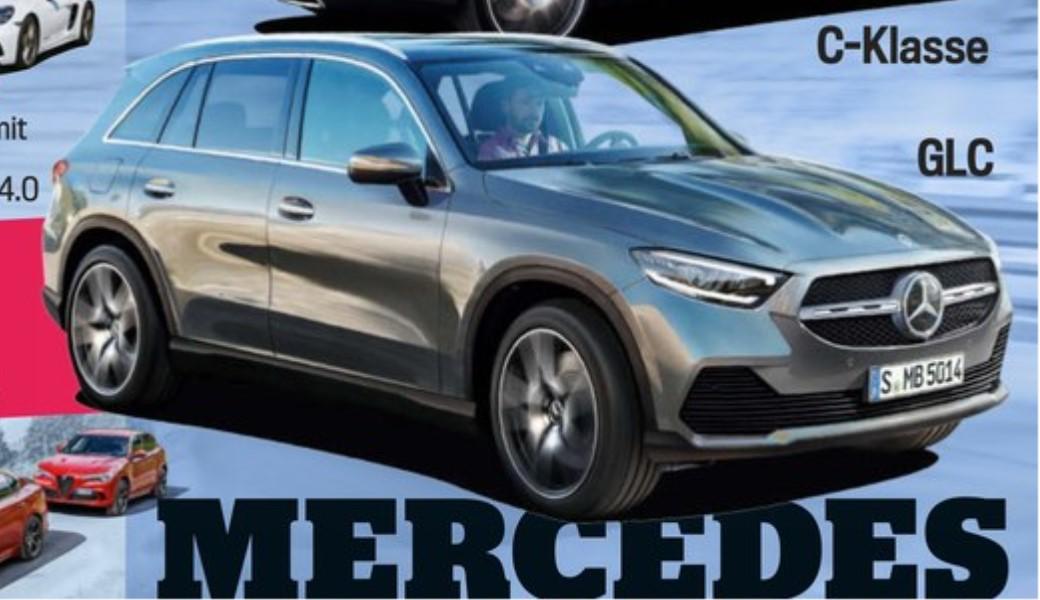 2021 - [Mercedes-Benz] GLC II Mb10