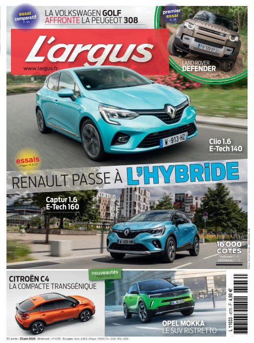 [Presse] Les magazines auto ! - Page 33 Med110