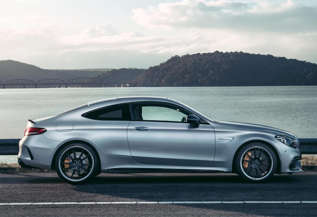 2018 - [Mercedes] Classe C Restylée [W205/S205] - Page 5 Merce105